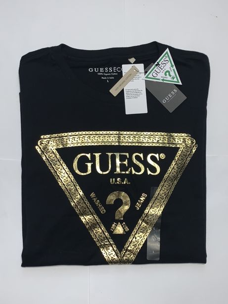 Футболка Guess Organic Cotton