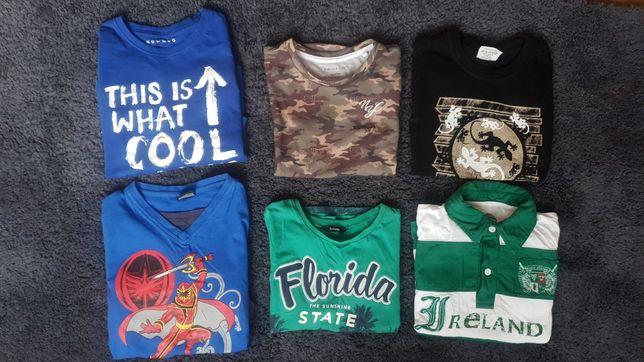 Koszulki bluzki paka