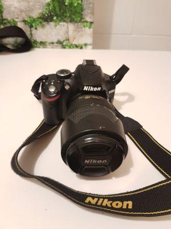 Nikon D3200 nikkor 18-105