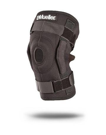 Orteza kolana - zawiasowy stabilizator kolana