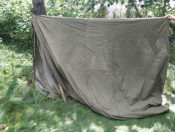 Продам палатку (брезентовая)