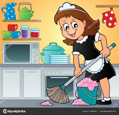 Oferece-se limpezas domésticas ou auxiliar de geriatria (orçamento)