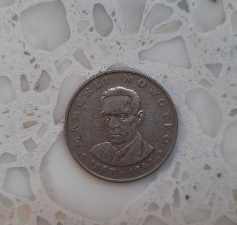 Moneta 20 zł 1976 beż znaku mennicy