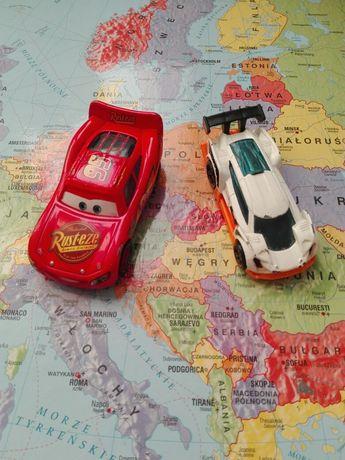 Samochodziki hotwels I McQueen