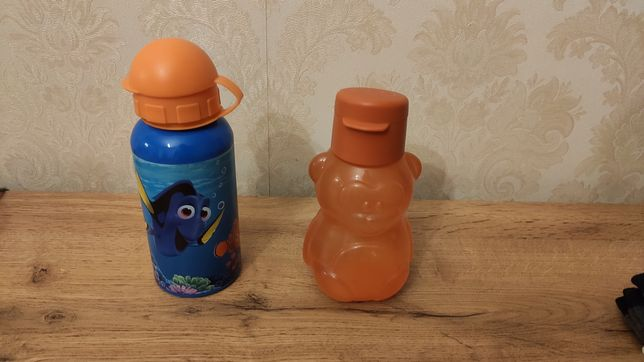 Поильник Пляшечка бутилка Tupperware , лучше Plillips Avent, Chicco