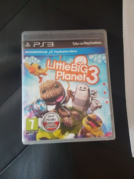 Little Big Planet 3 / Ps3