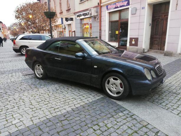 Mercedes CLK 200 W208/A208 okazja nowe LPG