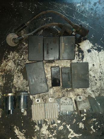 Коммутатор Хонда,приводы,проводка,реле,катушки 18,27,34,35 Такт 24,30