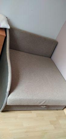 Łóżko narożnik kanapa