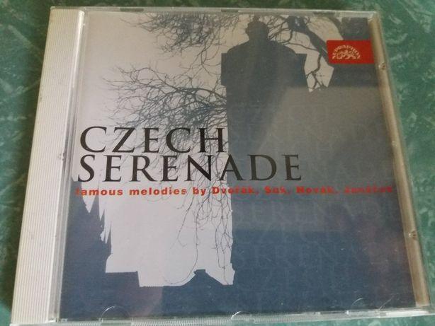 Czech Serenade (Famous Melodies By Dvořák, Suk, Novák, Janáček)
