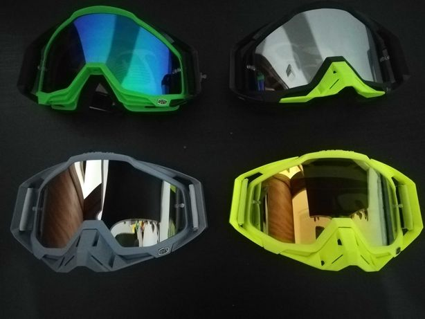 Óculos motocross/downhill/ marca 100% *Novos*