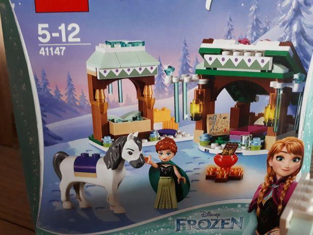 Lego frozen Śniegowa przygoda Anny