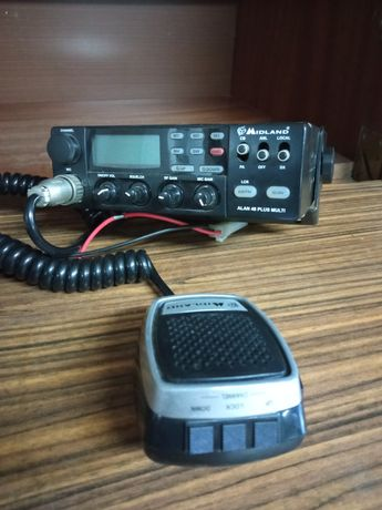 CB radio dwa w cenie jednego.
