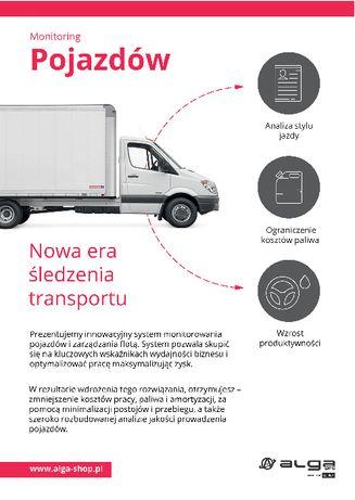 Monitoring pojazdów GPS, zarządzanie flotą. Lokalizacja Pojazdów GPS .