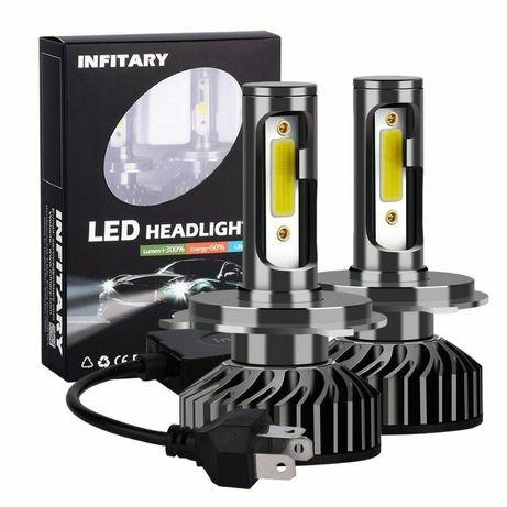 Led авто H4 Infitary Лампы авто 72Вт