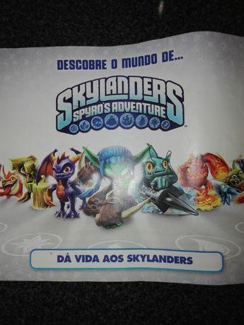 Brinquedos Skylanders Adventure