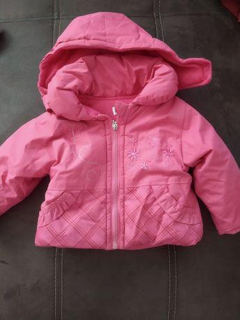 Kombinezon, spodnie zimowe, kurtka zimowa 6-9 miesięcy