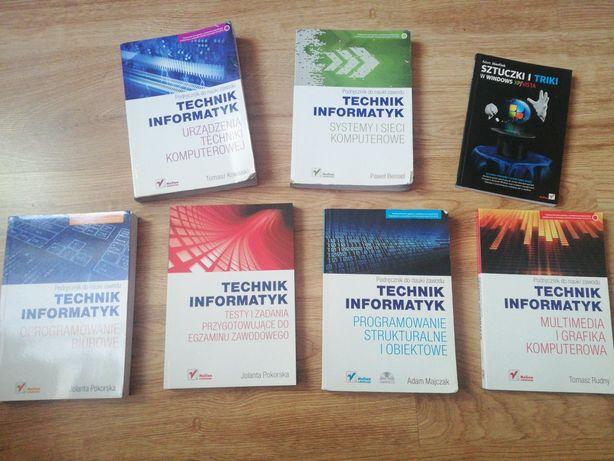 Podręczniki - Technik Informatyk