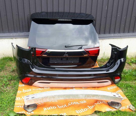 крышка багажника. бампер. стоп  Mitsubishi Outlander III Аутлендер 3