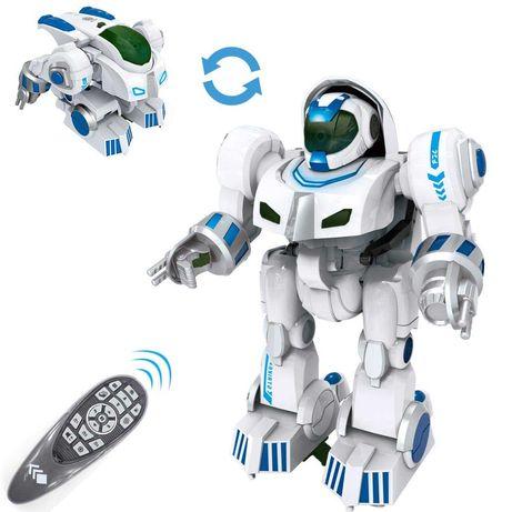 Robot-Deformacja 7 INTELIGENTNY Robot