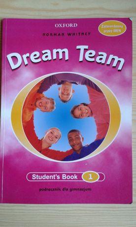 Dream Team 1 Norman Whitney Oxford podręcznik