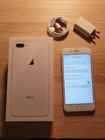 iPhone 8 Plus Branco/Prata 64 GB