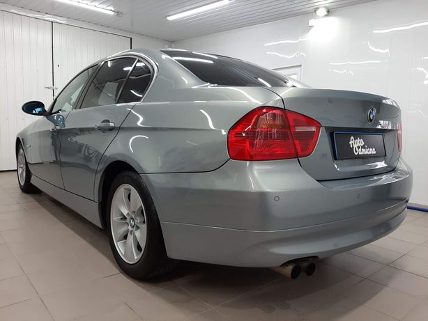 BMW E90 325i benzyna zamiana