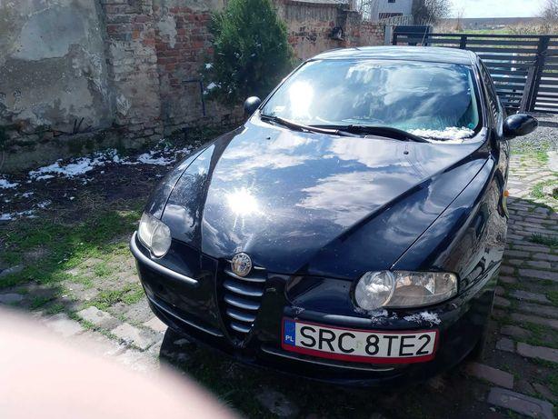 Alfa Romeo 147, 120 KM 2002