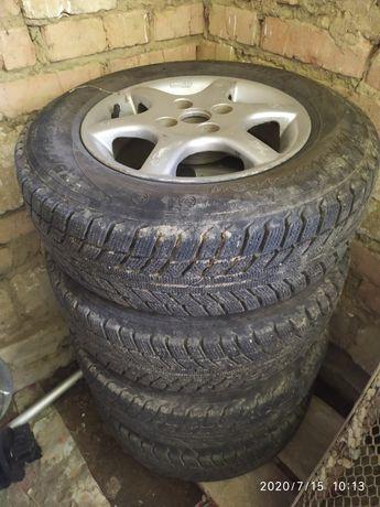 Продам зимові колеса