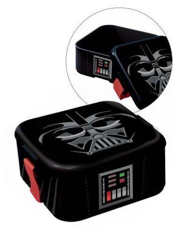 Ланчбокс контейнер для еды Звездные войны Дарт Вейдер