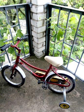 Детский велосипед  Dino