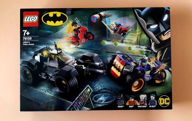 Конструктор LEGO Super heroes Преследование мотоцикла Джокера (76159)