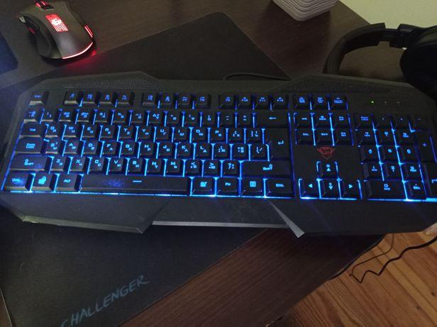 клавиатура Trust GXT 830