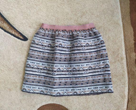 Брендовая юбка Zara на девочку