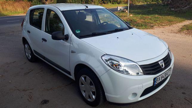 Авто Dacia Sandero Klima