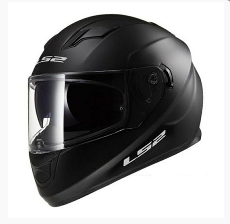 Шлем LS2 FF320 Stream EVO Solid Black Mat