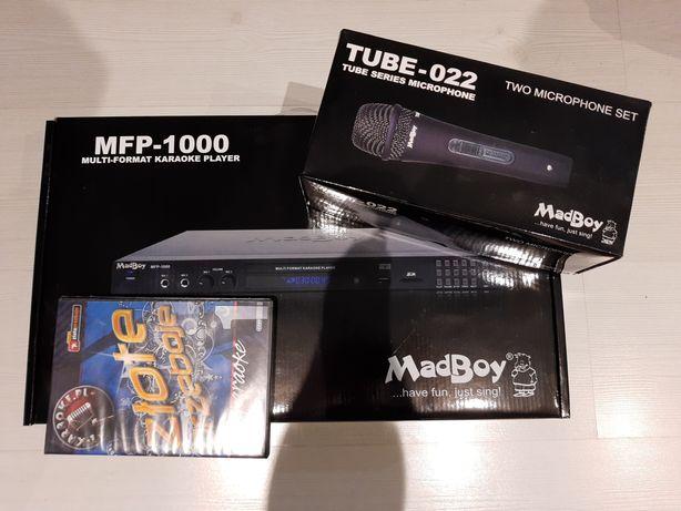 Sprzedam karaoke marki MadBoy
