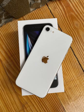 IPhone SE 2020 white 128GB