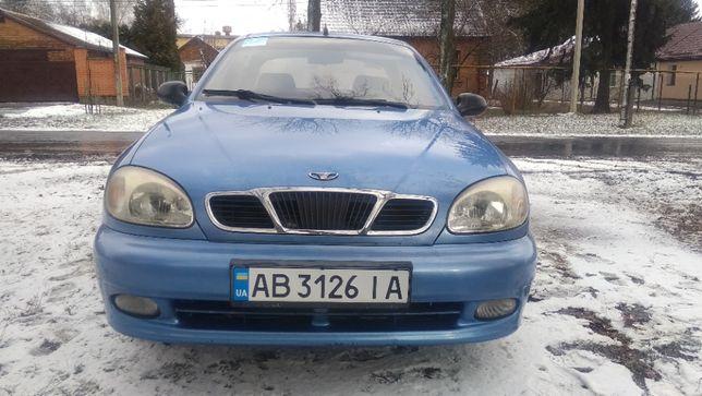 Продаю легковий автомобіль ЗАЗ Lanos1.4