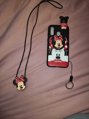 Capa telemóvel nova da Minnie