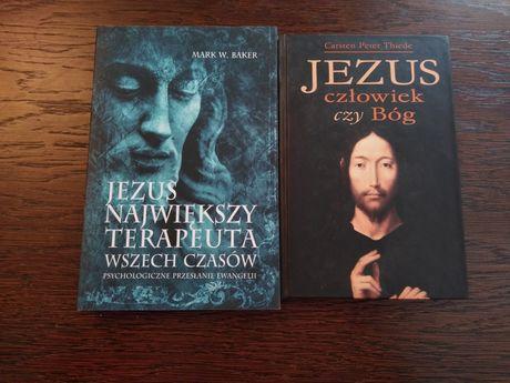 Zestaw książek o Jezusie