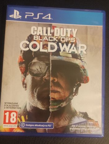Call of Duty Cold War PL PS4 Dubbing