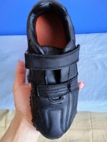 """Кроссовки кожаные """"Lonsdale"""". Качественная обувь для мальчика. 33р."""