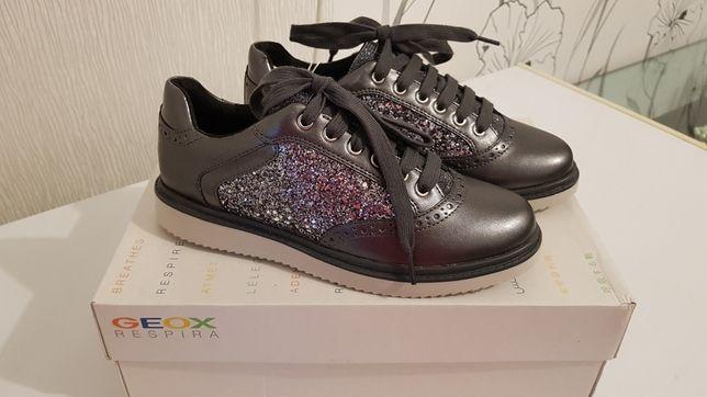 Чудесні черевички GEOX 36 р (ботинки, туфли Geox)