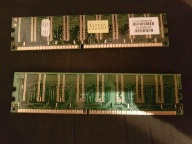 Memória DDR 256Mb novas