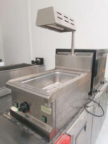 Vendo aquecedor de comida eletrico (banho-maria + luz de aquecimento)