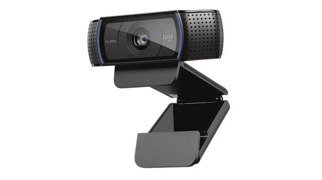 Logitech c920 Pro HD webcam profesjonalna kamera internetowa