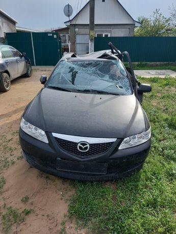 Разборка Mazda 6 gg 2005 год 2.3 бензин