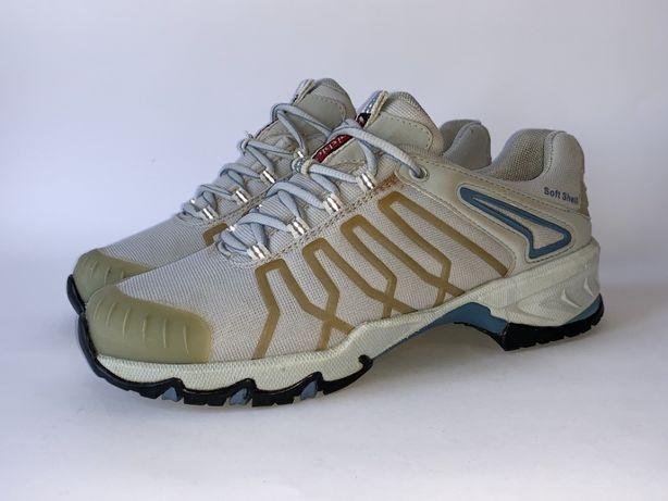 Кросівки трекінгові ботинки Raichele Soft Shell Розмір 39 (25 см)