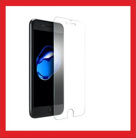 5 Películas de Vidro Temperado Protetor para iPhone 6, 7 e 8 ecrâ 4,7